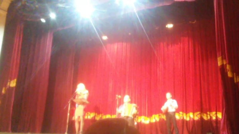 Новогодний концерт ДК Г.Истра 25.12.2016 г.
