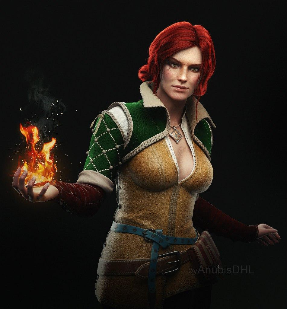 Трисс Меригольд (Ведьмак)