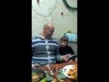дядя с племянницей)
