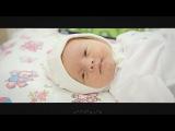 Настя крещение, видеосъемка крестин, видеосъемка детей киев, MILK &amp HONEY