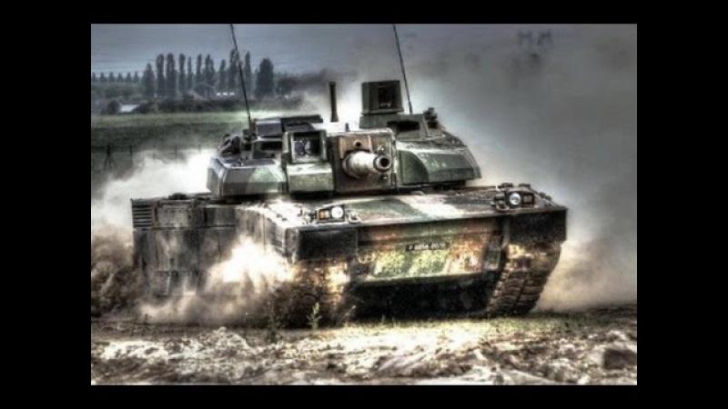HD || MBT LECLERC || AMX-56 In Action || Démonstration De Puissance Du Leclerc