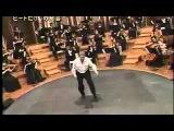 Takeshi Kitano Tapdance