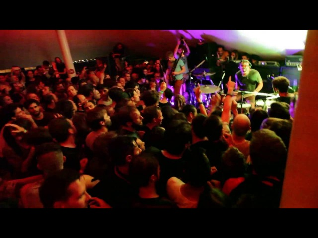 Lightning Bolt – Colossus (live at Moscow, 09.08.2016)