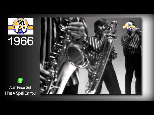 Alan Price Set - I Put A Spell On You 1966 Animals