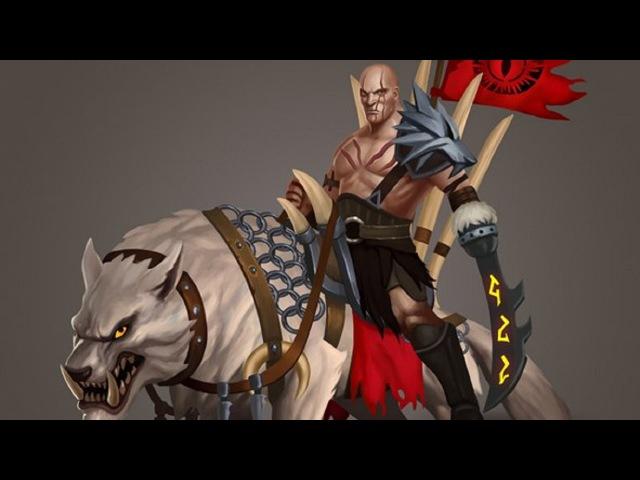 Рыцари: Битва Героев ► Турниры БЕЗ магии ► ОЗГА РАЗРУШИТЕЛЬ