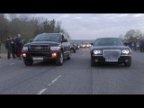 Infiniti qx56 vs Chrysler 300c (3,5)