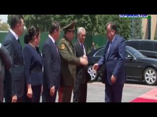 Новости Таджикистан на русском 08.06.2017