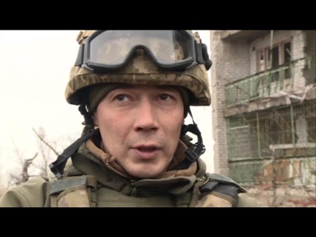 11 ДЕКАБРЯ 2016 г. Как украинские военные отметили День Вооруженных сил в зоне АТО. Факты недели, 11.12