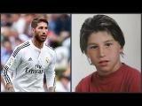 Футболисты ФК Реал Мадрид в детстве