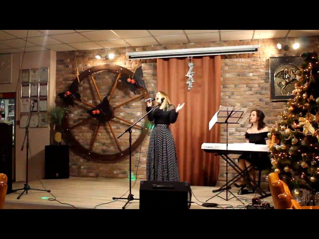 Dina Minko - Fool that I am (cover Etta James)