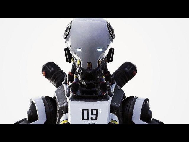 ROBO RECALL Trailer (2017 - Epic Games)