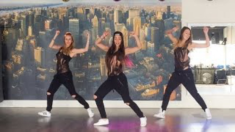 Bonbon Era Istrefi Cover by Kathryn C Easy Fitness Dance Choreography
