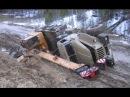 Русские Грузовики Урал и Камаз Бездорожье севера (Trucks KAMAZ and Ural for off road Russia extrem)