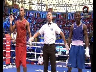 Hassan N'Dam N'Jikam-Carrillo Palacio Juan Carlos/2016 APB/WSB Qualification Event