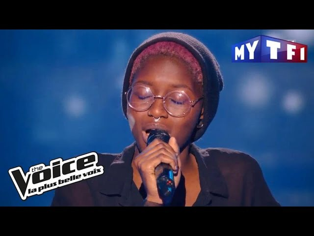 Emmy Liyana « The Power of Love » (Frankie Goes to Hollywood) | The Voice France 2017 | Blind Aud.