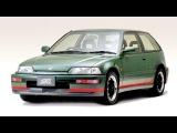 Mugen Honda Civic VTEC SPL9 EF 1989