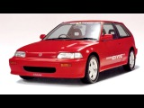 Mugen Honda Civic SPL  EF 1989