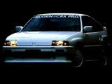 Mugen Honda Ballade Sports CR X PRO  1985
