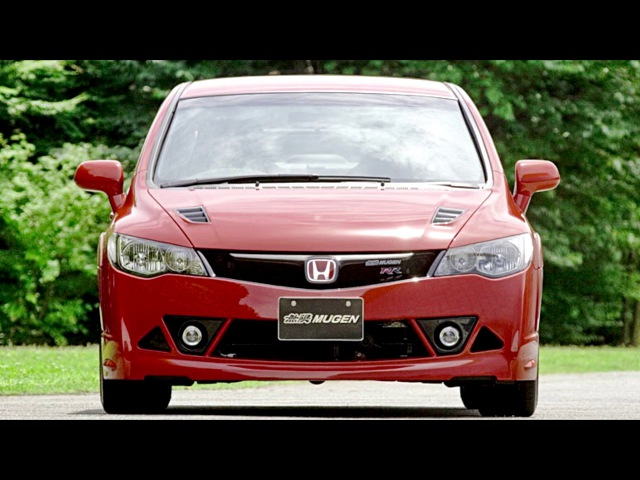 Mugen Honda Civic Type RR Sedan 2007
