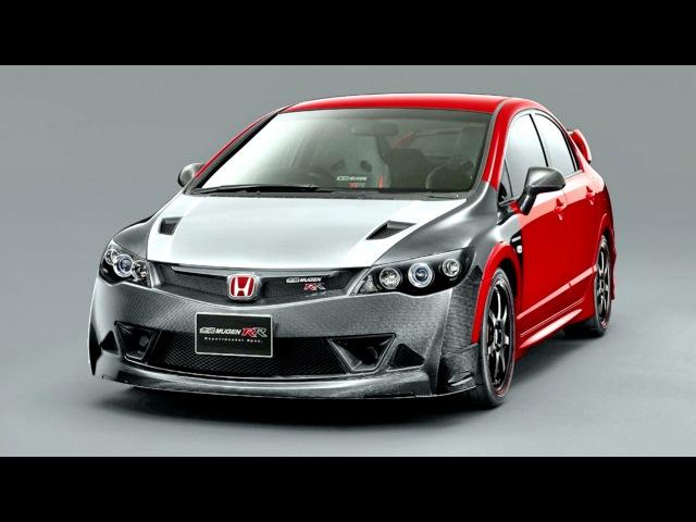 Mugen Honda Civic RR Experimental Spec 2007