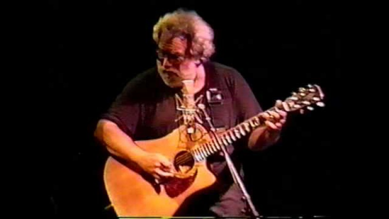 Garcia and Grisman, Sitting Here In Limbo, May 11, 1992 San Francisco, CA