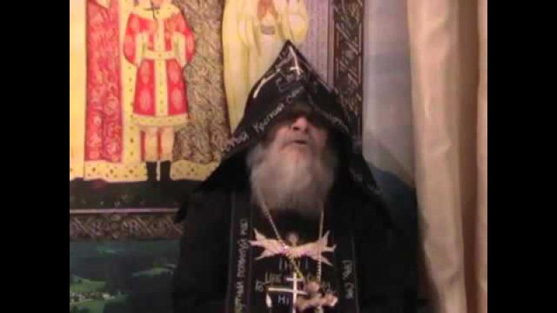 СЕРАФИМ СТОЯНОВ - ОБ АНТИХРИСТЕ И ОТРОКЕ ВЯЧЕСЛАВЕ