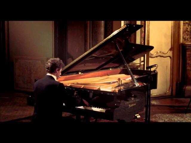 Francesco Libetta plays Arabesques on J. Strauss The Blue Danube Waltz by Adolf Schulz-Ever