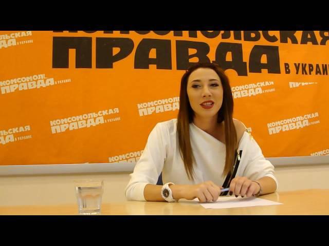 Галя Полудневич, победительница проекта Від пацанки до панянки (часть1)