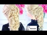 Hochzeit Frisur für lange Haare mit Locken - Hair Tutorial Hochsteckfrisur
