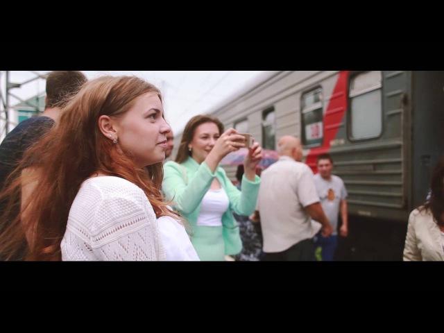 Девушка встречает парня с армии! Дембель 2016