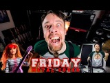 Rebecca Black - Friday (metal cover by Leo Moracchioli)