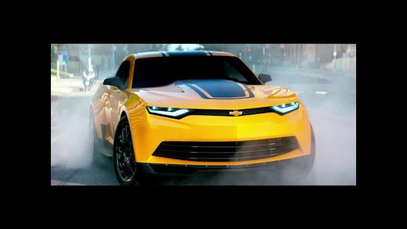 Трансформеры: Эпоха истребления - Автоботы штурмуют KSI [4K]