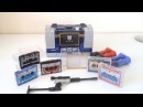 Transformers Hasbro Masterpiece Soundwave Toys 'R' Us Exclusive (MP-13, MP-15 and MP-16)