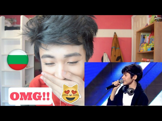 Reacting To Bulgaria Кристиан Костов X Factor