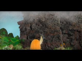 мультфильм 16 Скала Затруднений - Страна Золотого Солнца. Элин Дворик