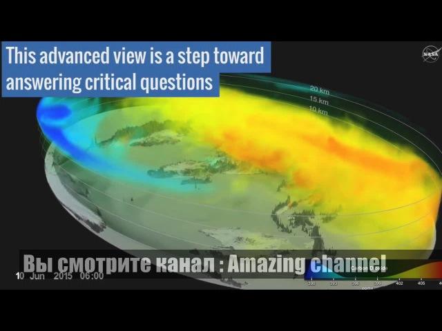 Плоская земля NASA плоская модель