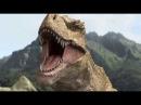 Тарбозавр. Фильм про жизнь динозавров.
