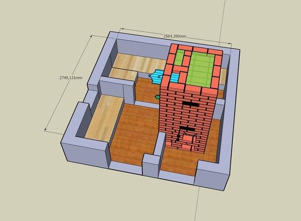 Бизнес-план бани Описание проекта  Целью проекта является строитель