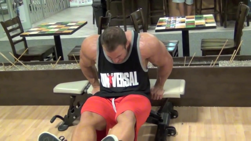 ANTOINE VAILLANT LANGLOIS - TRAINING POSING MIX (SPECIAL CAMEO _ NICKY BOYY)