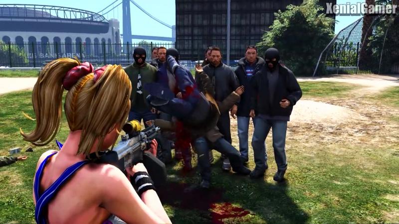 GTA 5 Funny-Brutal Kill Compilation @36_Full-HD