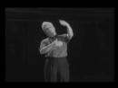 Чарли Чаплин – дирижер (редкие кадры)