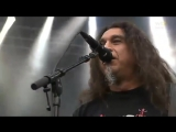 Slayer - War Ensemble Live Sweden July 3 2011 HD