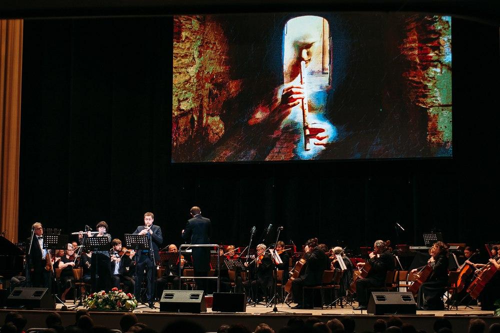 В Ульяновской области состоялись мировые премьеры произведений композитора Александра Сойникова