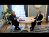 Встреча с руководителем театра Et Cetera Александром Калягиным.