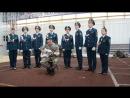 Идёт война без перемирий...Выступление на зональном конкурсе Дружины юных пожарных