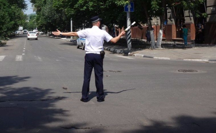 1 мая в Таганроге на 6 часов перекроют несколько центральных улиц