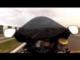 Suzuki GSX-R 1000 vs Honda CBR 954 RR Fireblade