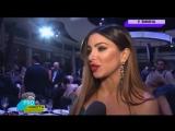 Ани Лорак на концерте Эмина (Интервью)