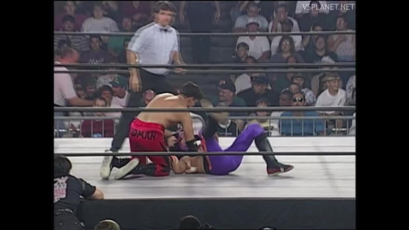 Billy Kidman vs Juventud Guerrera, WCW Monday Nitro 26.08.1996