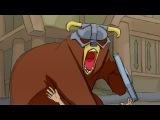 Dovahbear Part 4 (Skyrim Cartoon) - Bowz